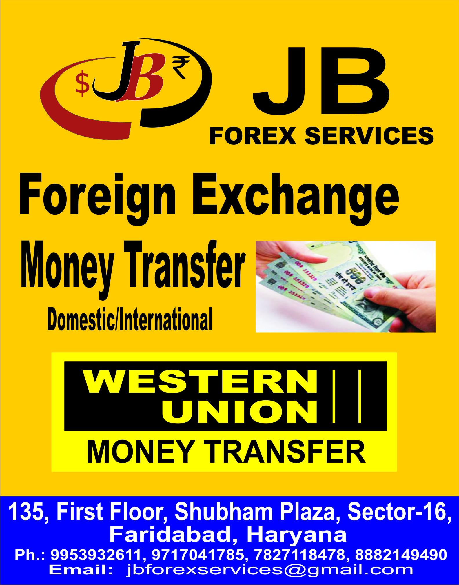 Forex international transfer