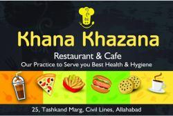 Khana Khazana restaurant and Cafe