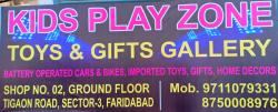 KIDS PLAY ZONE TOYS AND GIFTS GALLERY