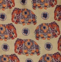 Kalamkari Fabric  Ikat Fabric