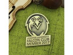 Custom Pins for Falcon Club