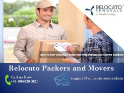 Local and Domestic Relocation Services