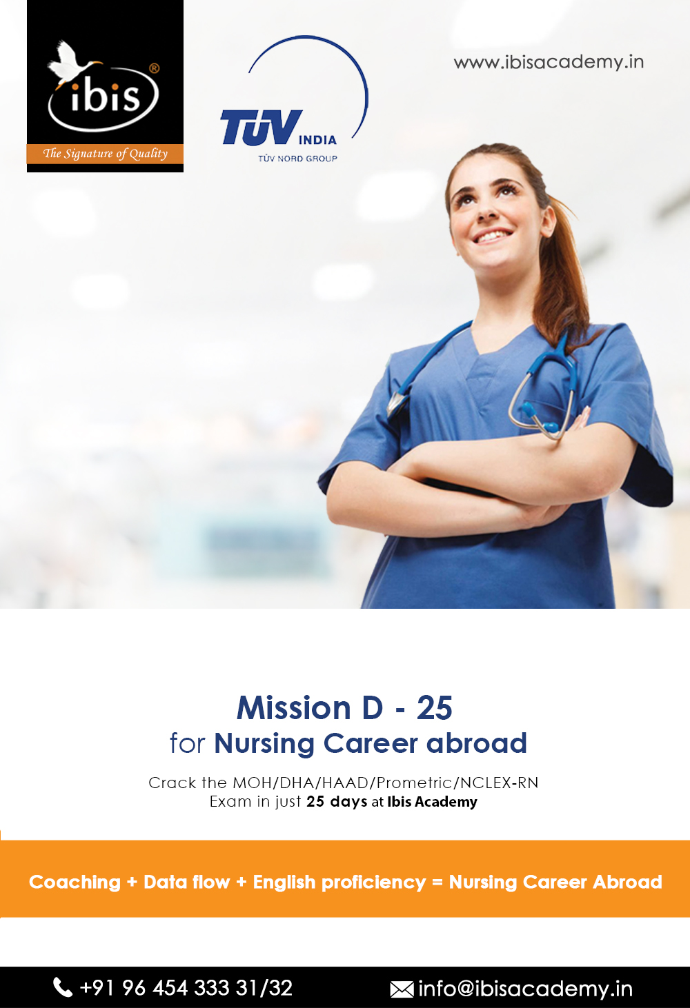 Coaching for MOH, DHA, HAAD, Prometric, HAAD, NCLEX-RN, BLS and ACLS